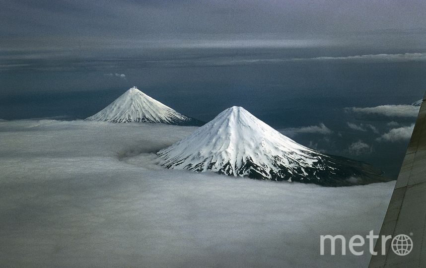 Алеутские острова. Архивное фото. Фото Getty