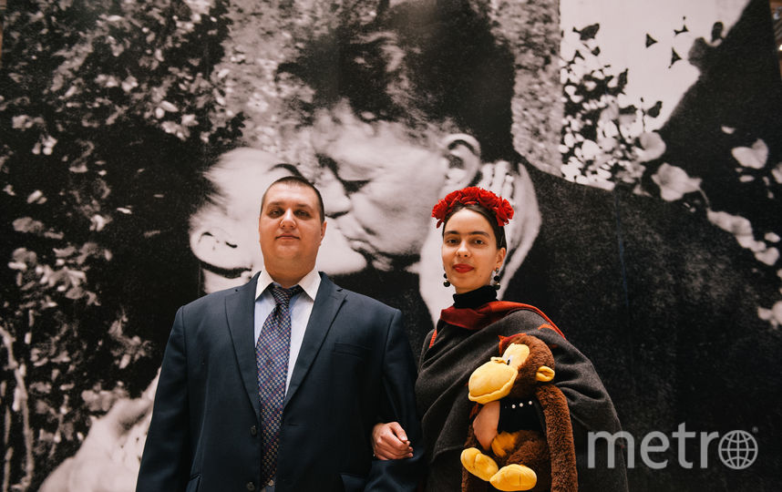 """Александр и Мария на конкурсе двойников. Фото Игорь Генералов, """"Metro"""""""