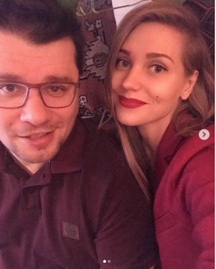 Кристина Асмус и Гарик Харламов. Фото www.instagram.com/asmuskristina