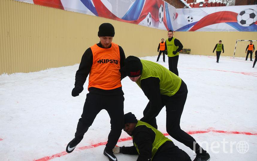 Мамаев был самым активным. Фото Василий Кузьмичёнок