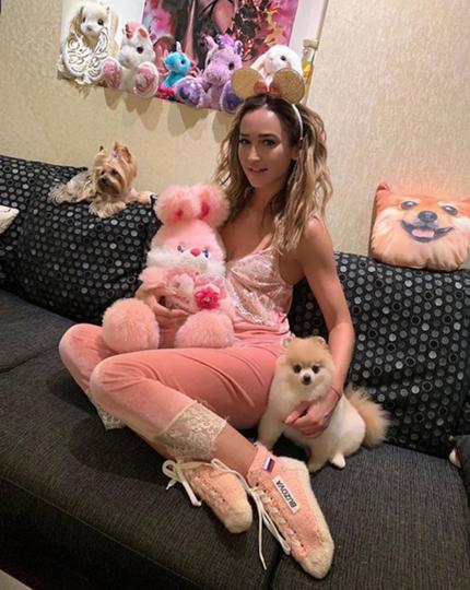 Ольга Бузова. Фото Скриншот https://www.instagram.com/buzova86/