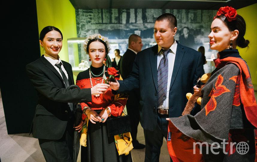 Наша корреспондентка Маша и айтишник Саша. Фото Игорь Генералов