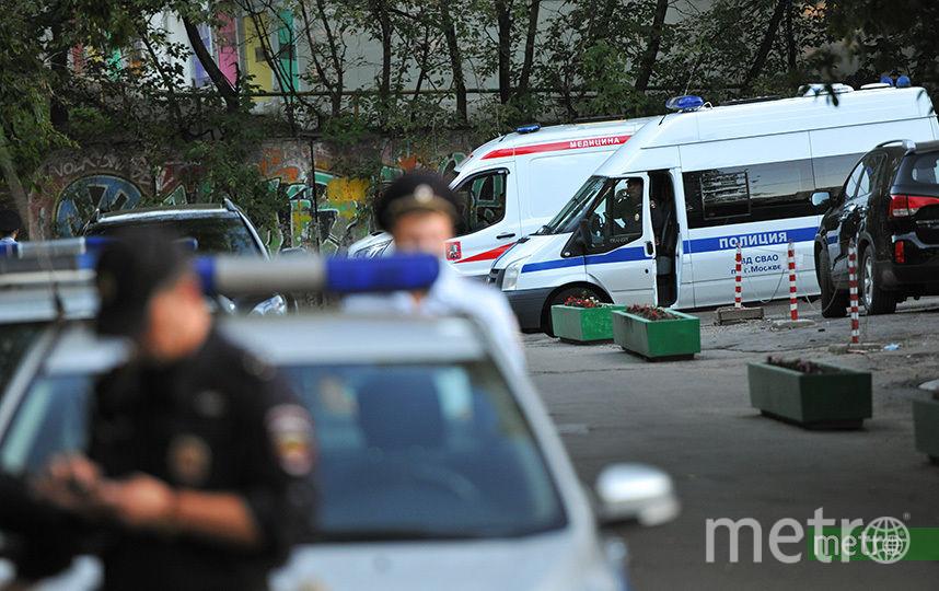 Столичная полиция выясняет все обстоятельства драки в ресторане на юго-востоке Москвы. Фото Василий Кузьмичёнок