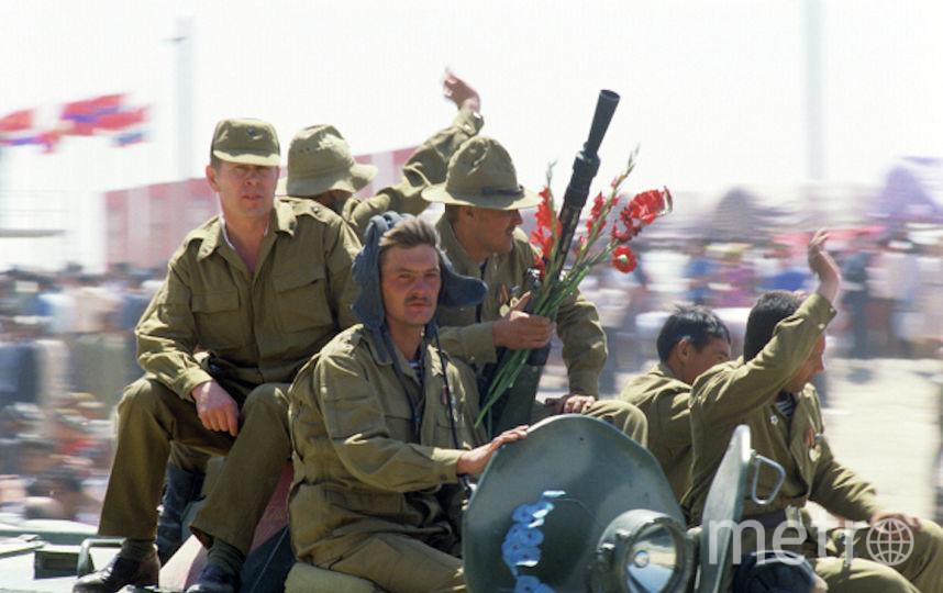С 15 мая 1988 года начался поэтапный вывод ограниченного контингента советских войск из Афганистана. Фото РИА Новости