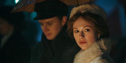 Актёры вышли на реки и каналы: в Петербурге снимают романтический фильм