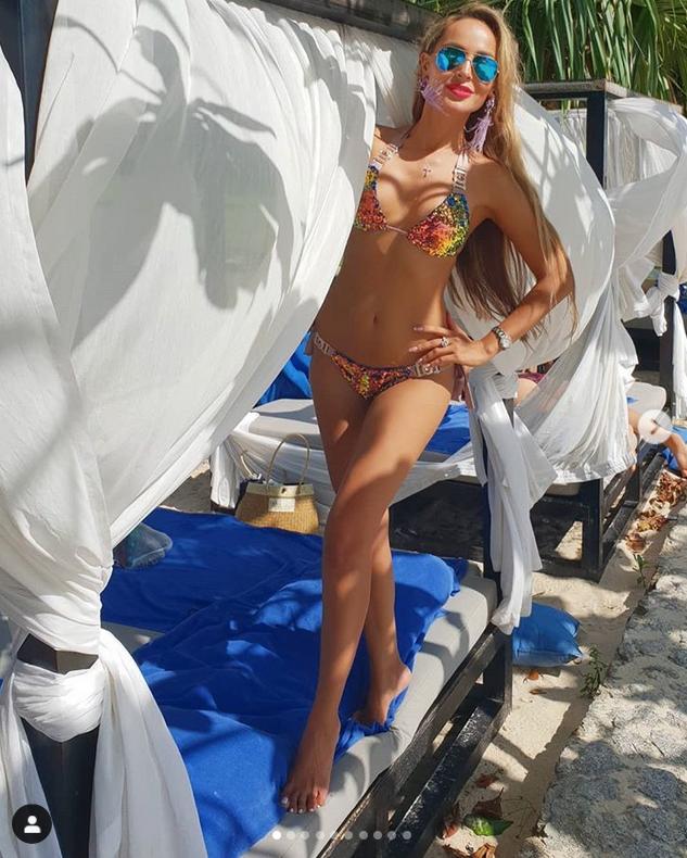 Анна Калашникова. Фото Скриншот Instagram: @annakalash