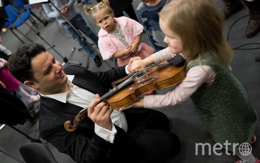 """«Раскрась концерт»: """"Когда Моцарт был маленький"""". Фото Юлия Сухорукова, Предоставлено организаторами"""