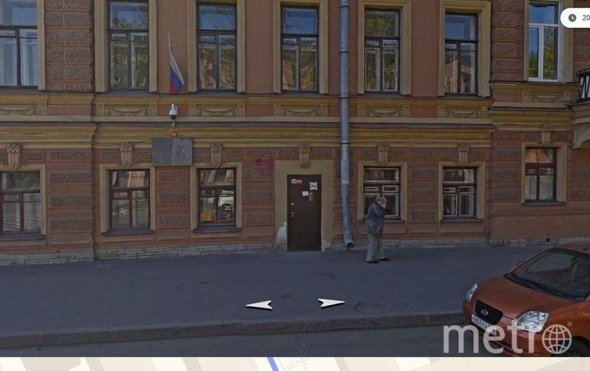 Детский сад №45. Фото Яндекс.Панорамы