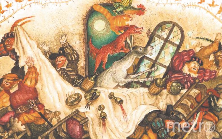 Масштабная экспозиция работ заслуженного художника РФ Леонида Непомнящего. Фото Предоставлено организаторами