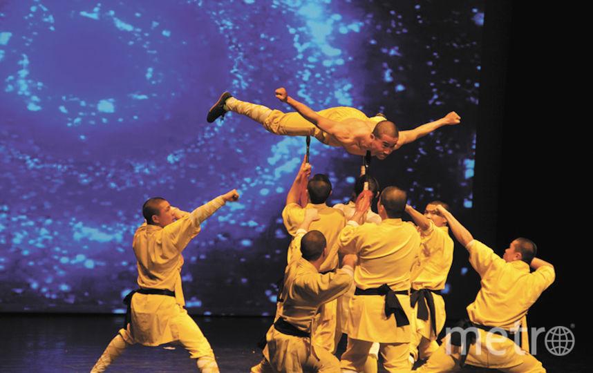 Мастера Кунг-Фу. Фото Предоставлено организаторами