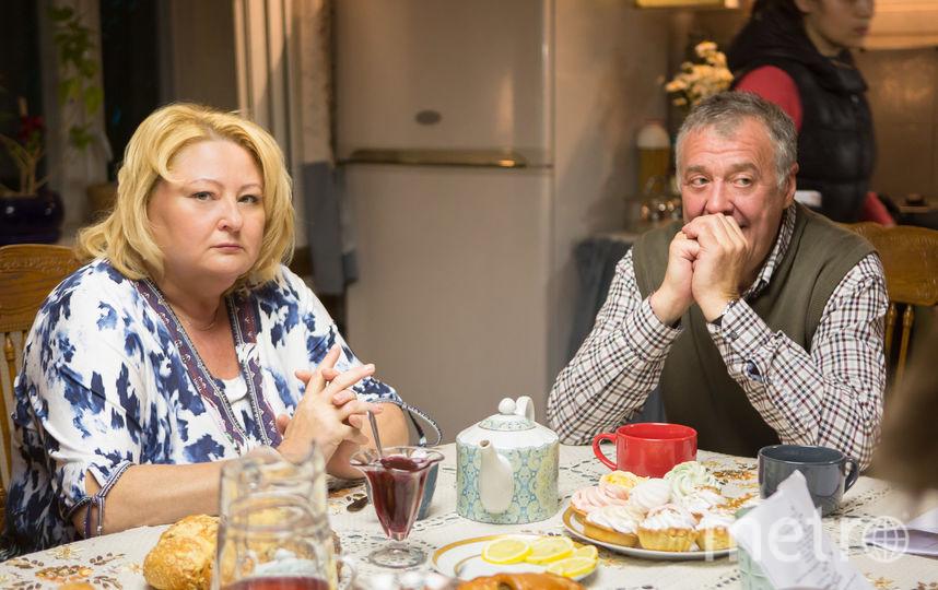 """Съемки сериала """"Пекарь и красавица"""". Фото предоставлено PR-отделом телекомпании"""