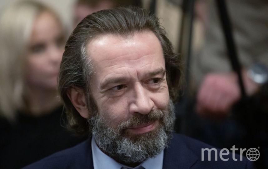 Актёр Владимир Машков. Фото РИА Новости