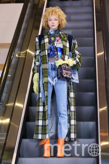 Неделя моды в Лондоне. Коллекция от Natasha Zinko. Фото Getty