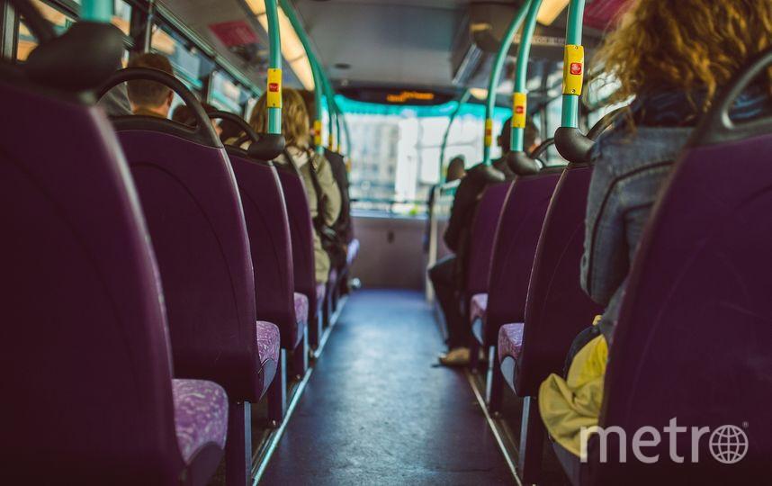 В Ленобласти зарезали пассажира автобуса Псков-Петербург. Фото Pixabay.com