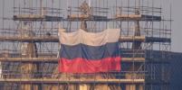 На соборе в Солсбери повесили российский флаг