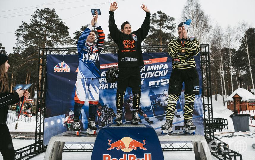 Red Bull Crashed Ice в Екатеринбурге. Фото redbullcontentpool.com