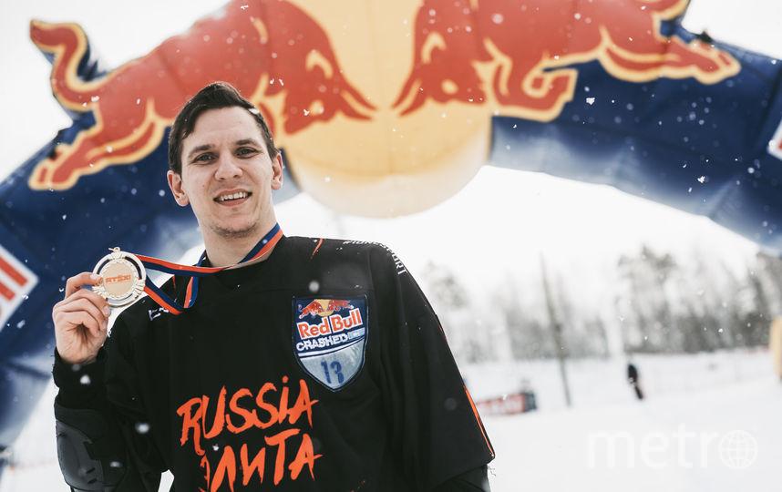 Денис Новожилов. Фото redbullcontentpool.com