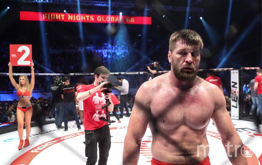 Российский боец Виталий Минаков. Фото Getty