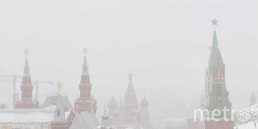 Москвичей ожидает штормовой ветер