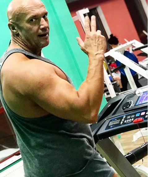Российский актёр Дмитрий Митюрич. Фото Скриншот instagram.com/dmitrymityurich/