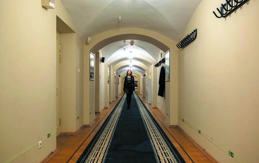 "БДТ. Лабиринты театра. Фото Алена Бобрович, ""Metro"""
