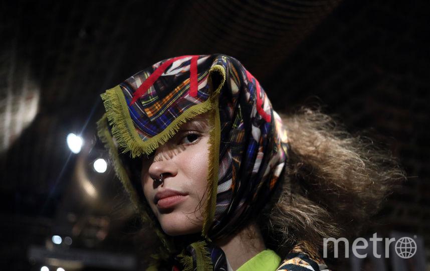 Модели показа Вивьен Вествуд. Фото Getty
