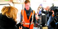 Самарцы платят за проезд «пластиком»