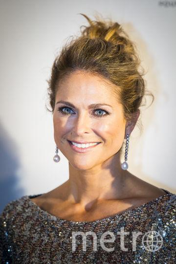 Мадлен - принцесса Швеции. Фото Getty
