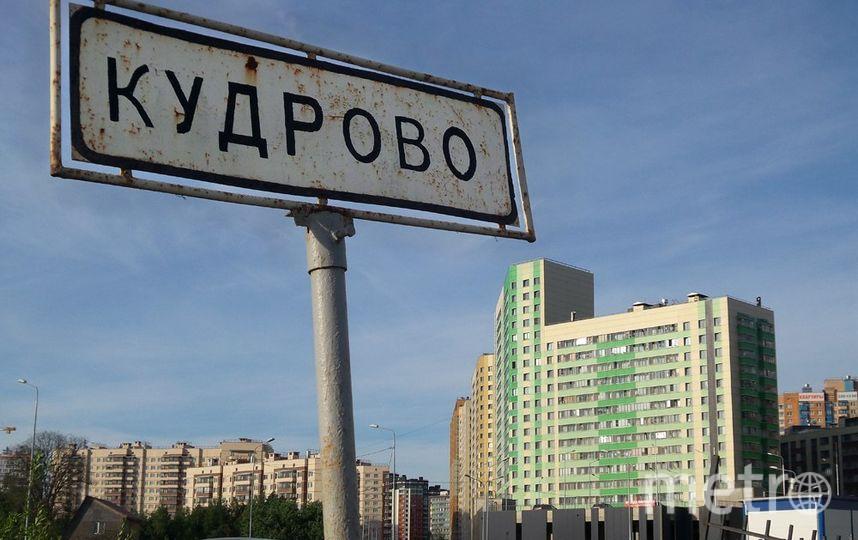 "Кудрово ждет метро. Фото ""Metro"""