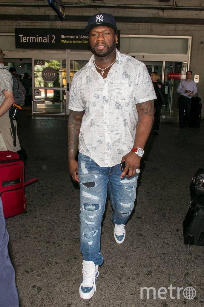 Американский рэпер 50 Cent (Кертис Джексон). Фото Getty
