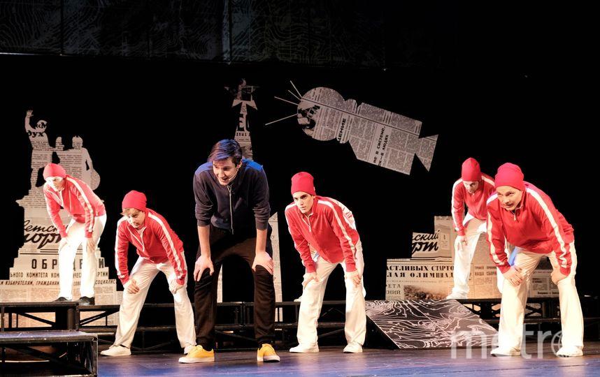 """Премьера спектакля «Олимпия» – 22 и 23 февраля. Фото Алена Бобрович, """"Metro"""""""