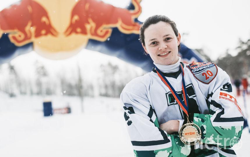 Победительница среди женщин Виктория Сенотрусова. Фото RedBullcontentpool | Павел Сухоруков. Предоставлено организаторами