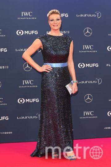 Laureus World Sports Awards 2019. Мария Хёфль-Риш - немецкая горнолыжница. Фото Getty