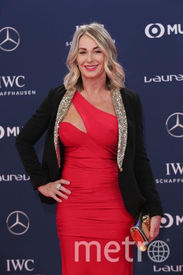 Надя Команечи. Laureus World Sports Awards 2019. Фото Getty