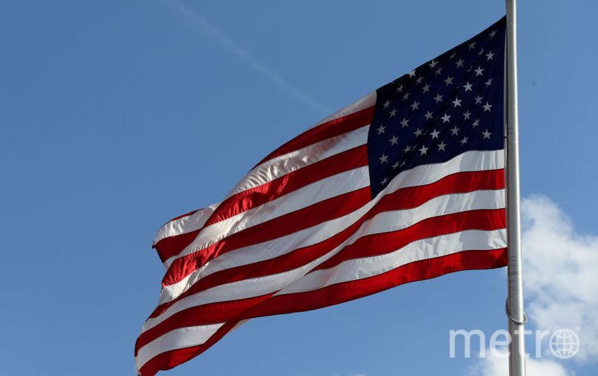 Президент США Дональд Трамп накануне объявил режим ЧП в стране. Фото Getty