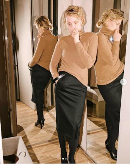 Актриса и режиссёр Рената Литвинова. Фото www.instagram.com/renatalitvinovaofficiall