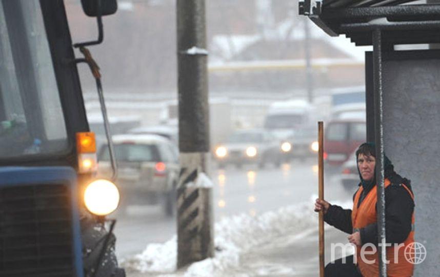 """На смену громоздким машинам и неэффективным лопатам и ломам приходит более мобильная техника. Фото """"Metro"""""""