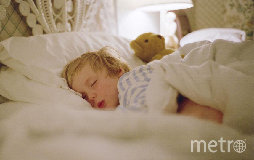Полезней всего спать на боку. Фото Getty