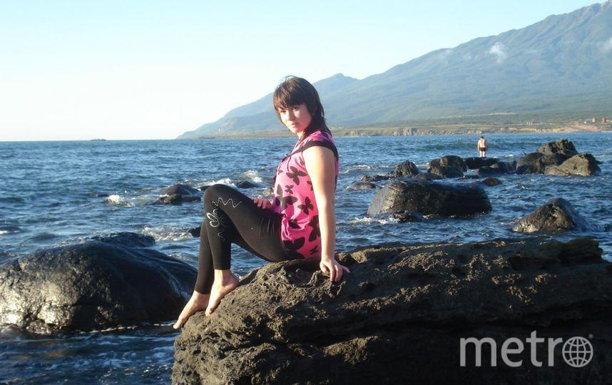 Анастасия Прибыткова, остров Итуруп. Фото из личного архива семьи Прибытковых