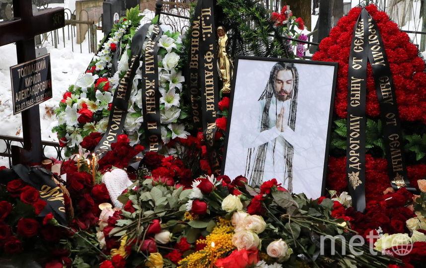 Кирилл Толмацкий умер в возрасте 35 лет. Фото Getty