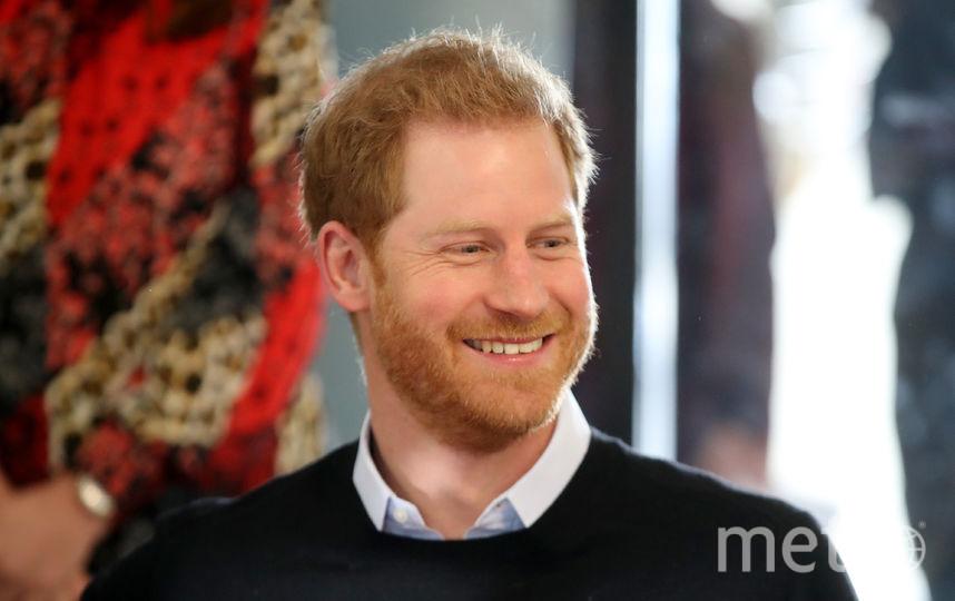 Принц Гарри посетил школу в Лондоне. Фото Getty