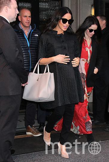 Меган Маркл в Нью-Йорке. Фото Getty