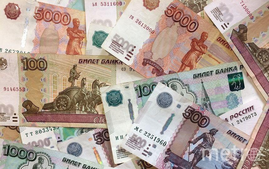 Реальные доходы петербуржцев упали на 0,7% в прошлом году. Фото pixabay.com