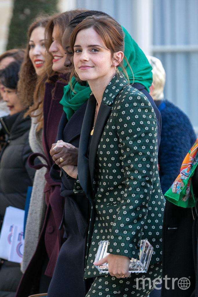 Эмма Уотсон. Фото Getty