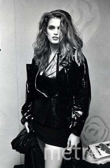Синди Кроуфорд в молодости. Фото Getty