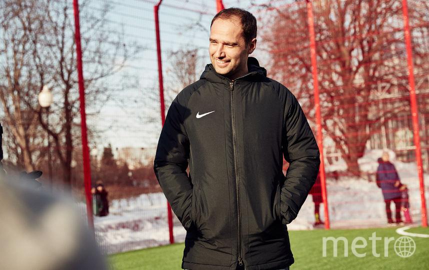 Роман Широков. Фото предоставлено Nike