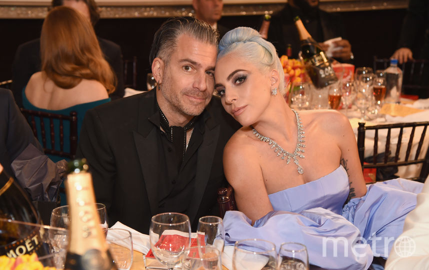 Леди Гага и Кристиан Карино. Фото Getty