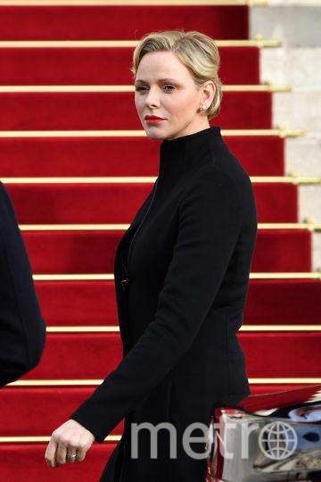 Княгиня Шарлен. Фото Getty
