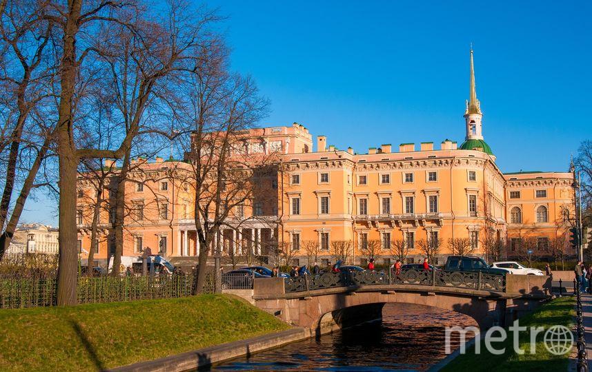 Михайловский замок можно будет посетить бесплатно. Фото Pixabay.com