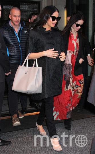 Меган Маркл и Эбигейл Спенсер (справа). Фото Getty